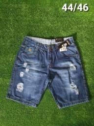 Título do anúncio: Bermuda jeans boa e qualidades