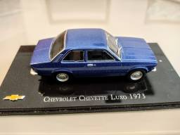 Miniatura Chevrolet Chevette Luxo 1973 1:43