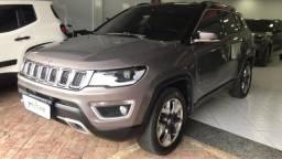 Título do anúncio: Jeep Compass 2018/2018 - 2.0 16V Diesel Limited 4x4 Automático