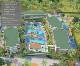 T.M - Malia Beach Experience - Bom pra curtir / Excelente pra investir