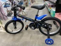 Título do anúncio: Boa tarde Aproveite promoção bicicleta nova aro 16 infantil