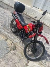 Título do anúncio: Moto Yamaha XLR 125 1998