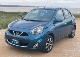 Nissan March 1.6 SL Impecável
