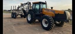 Trator valtra BH 180 com implemento TMO 7610