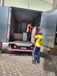 Mudanças e Transportes- Residencial e comercial