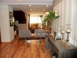 Apartamento com 4 dormitórios à venda, 280 m² por R$ 3.950.000,00 - Centro - Gramado/RS