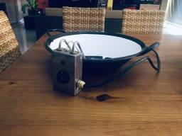 Fritadeira elétrica para salgados e pasteis