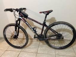 Bike Aro 29, 27 marchas, seminova, categoria mountainbike