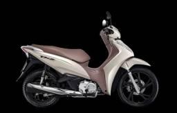BIZ 125 COMPLETA Lance R$ 4.600,00