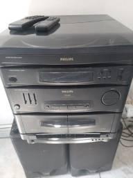 Aparelho de som 4 em 1 antigo Philips