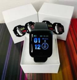 Título do anúncio: Relógio Smartwatch D13 (entrega gratis)