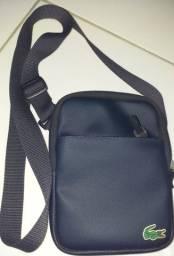 Bolsa tiracolo Lacoste  azul