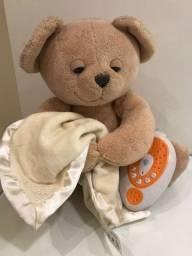 Título do anúncio: Urso com batimentos cardíacos da mãe