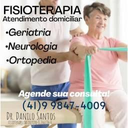 Fisioterapia domiciliar Curitiba