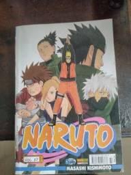Título do anúncio: Volume 37 mangá Naruto