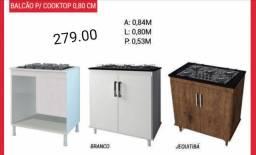 Balcão cooktop 01