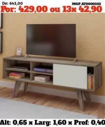 Título do anúncio: Rack de televisão até 49 Plg- Estante de TV- Sala de Estar- Descontasso em Maringa