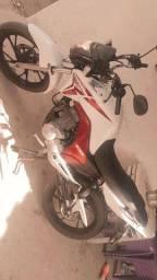 Moto Honda Cg 150 Start Ex