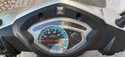 Título do anúncio: moto lindy 125 haolue com 1000km