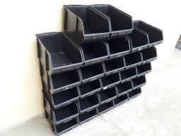 Título do anúncio: Cesto organizador caixa bin  20x30x16