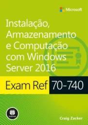 Exam Ref 70-740 Microsoft