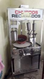 Título do anúncio: Máquina de churros