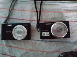 Câmera fotográfica modelo sony