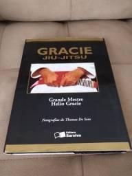 Livro Gracie Jiu-jitsu Helio Gracie (usado)
