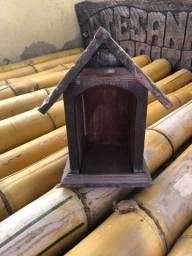 Casinha madeira antiga
