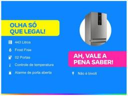 Geladeira/Refrigerador Brastemp Frost Free Inverse - 443L BRE57 AKBN