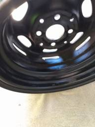 Roda de ferro do Santana