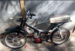 Título do anúncio: Mobilete 50cc faço rolo