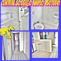 Apto 50m2 Ave Boa Vista 1 Qto sala WC Coziha Sossegado Segurança Alto Vistas 750Tudo
