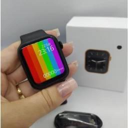 Smartwatch W26 NOVO COM PULSEIRA DE BRINDE