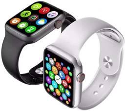 Relógio Smartwatch Iwo W46 Tela Infinita 44mm Android Ios, até 12x no cartão