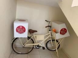 Bicicleta Monark Cargueiro