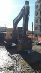 Escavadeira hidráulica volvo 210cl