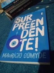 Título do anúncio: Livro Surpreendente - Maurício Gomyde