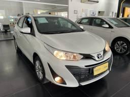 Título do anúncio: Toyota Yaris 1.3 XL Plus Multidrive
