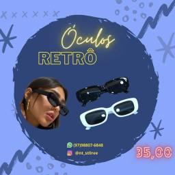 Título do anúncio: Óculos Retrô