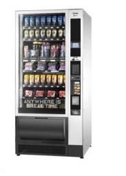Título do anúncio: Maquina Samba top vending machine