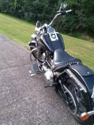 Harley heritage muito nova - 2008