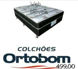 602d73e60f Box casal de Molas ORTOBOM