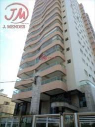 Apartamento com 2 dorms, Aviação, Praia Grande - R$ 390.000,00, 81m² - Codigo: 677...