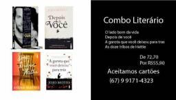 Combo Literário Tres Lagoas MS