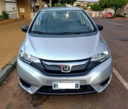 Honda Fit 1.5 DX 16V Flex Ú/Dono Automático - 2015