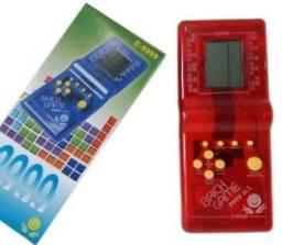 Mini game retrô portátil 9999