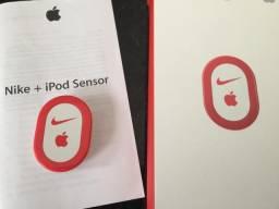 Sensor de corrida Nike + iPod