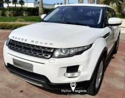 Land Rover Evoque Pure 2.0 5P Aut. Branca - 2012