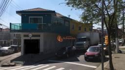 Salão para alugar, 500 m² por r$ 5.000,00/mês - utinga - santo andré/sp